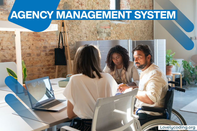 Agency Management System