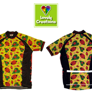 Ladybugs Cycling Jersey