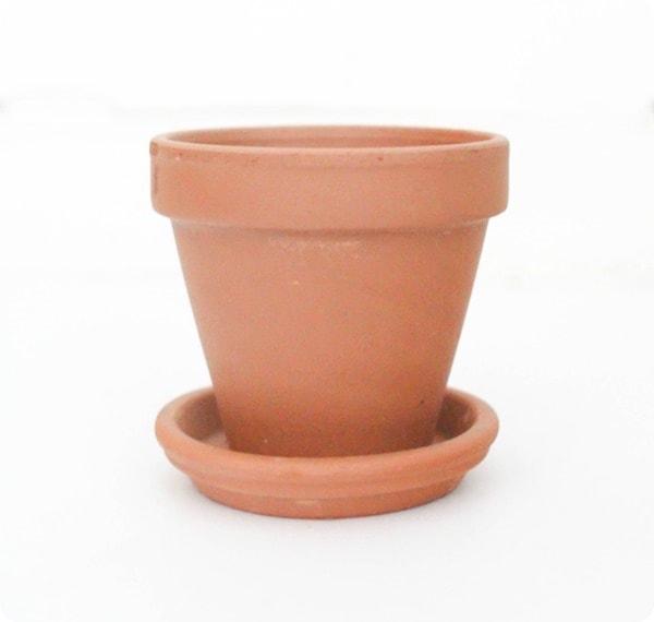 Terracotta Pot Base