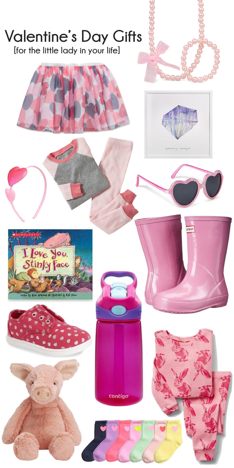 Valentines Day Gifts For Little Girls Lovely Lucky Life