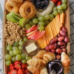 7 Minute Brunch Cheese Board Lovely Lucky Life