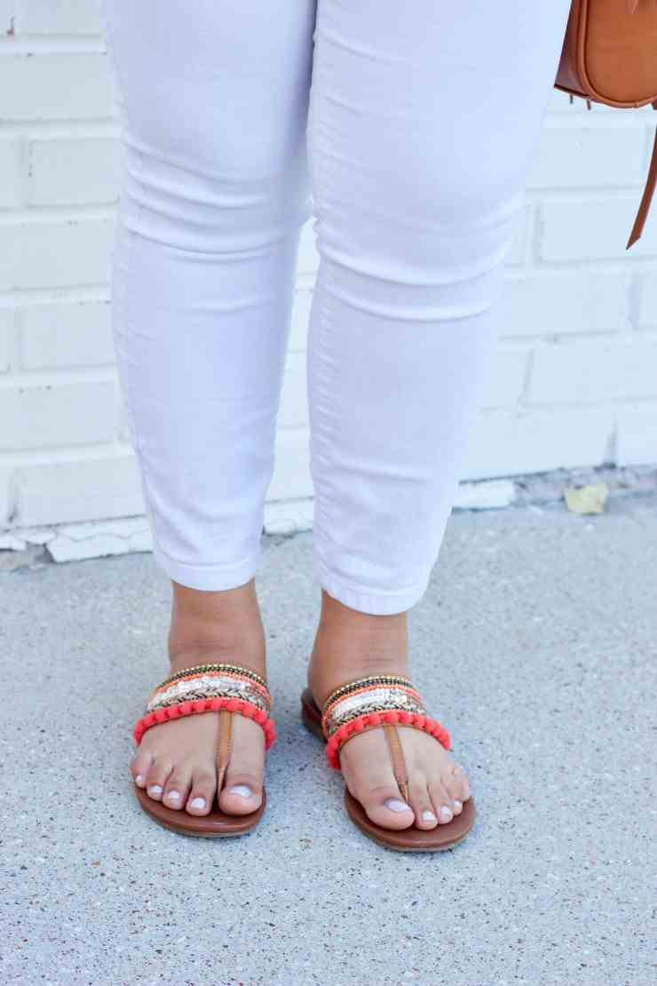 spring sandals, summer sandals, coral sandals, fun shoes, shoes for the summer, summer shoes,