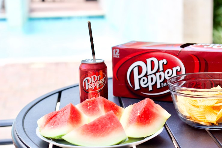 summer snacks, summer guide, summer party, dr pepper summer, summer with dr pepper, summer party guide, summer party
