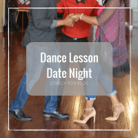 Dance Lesson Date Night - 3 Reasons Why You Should Do it!