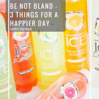 Be Not Bland - 3 Things For a Happier Day