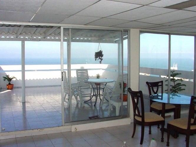 Cartagena Colombia Apartment Photograph Thumbnail
