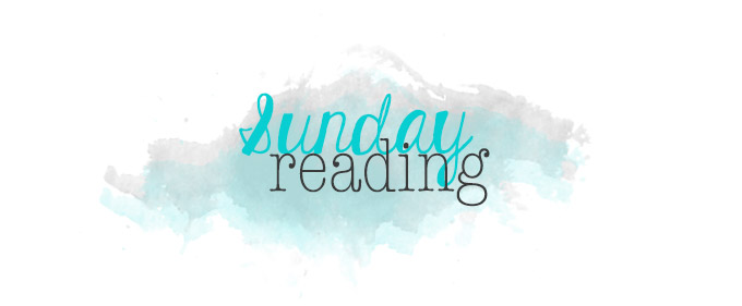sunday readingg