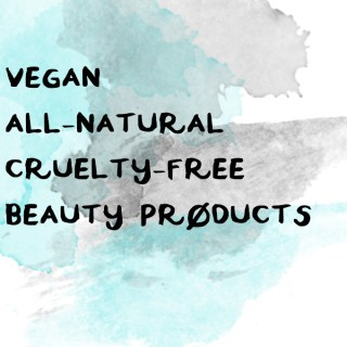 vegan all natural beauty products