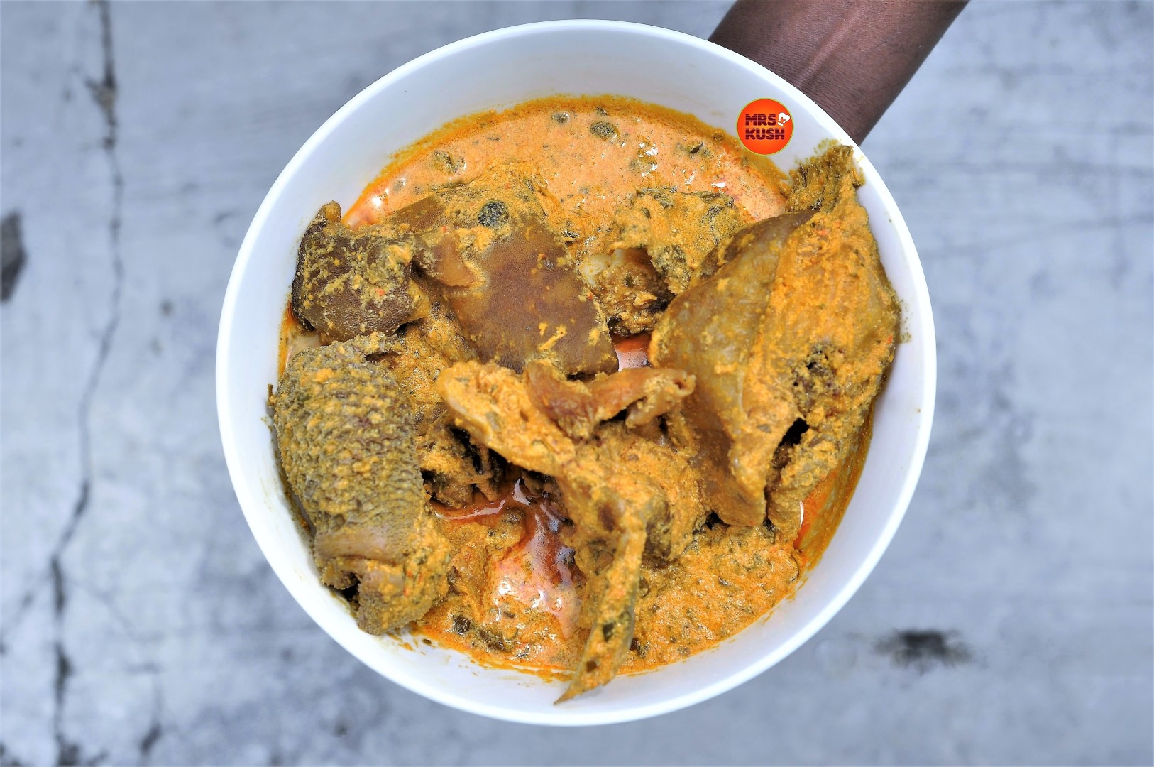 Egusi Ijebu Not Just Your Regular Egusi Soup Mrs Kush