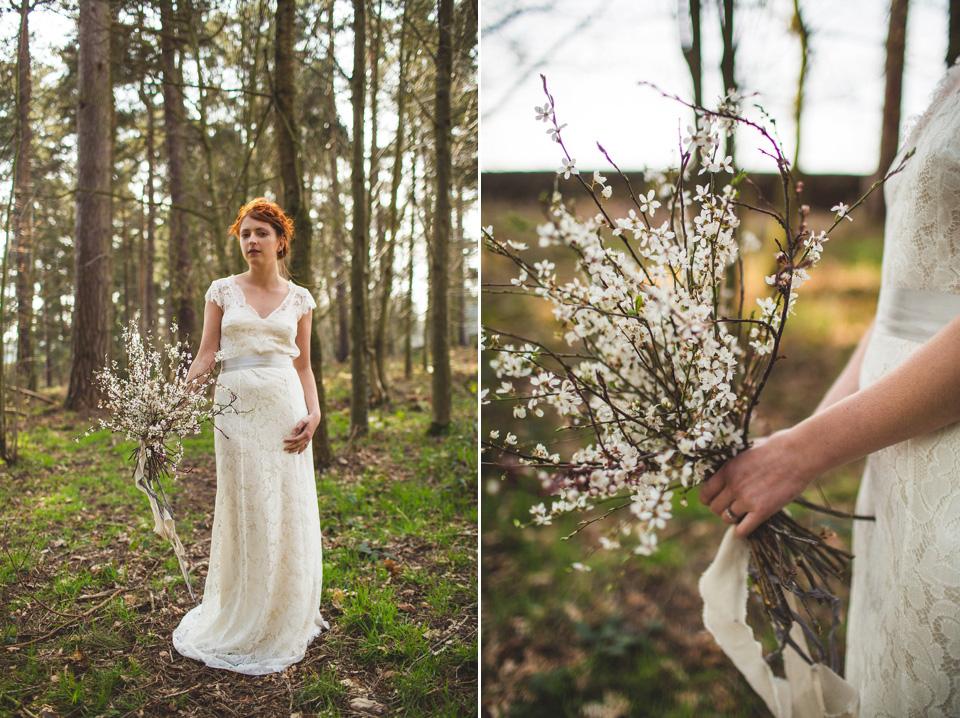 Bespoke, Vintage Inspired Wedding Dresses