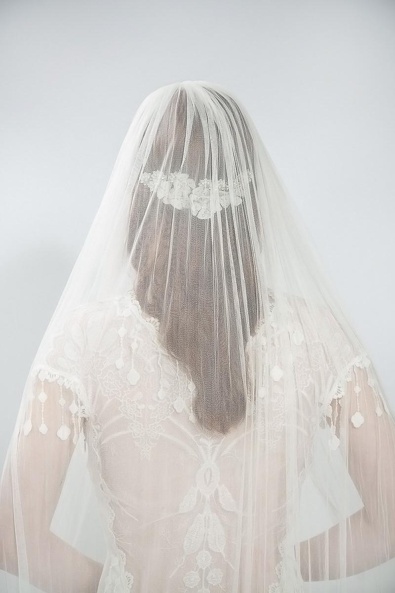 Emmy London Elegant And Ethereal Wedding Hair