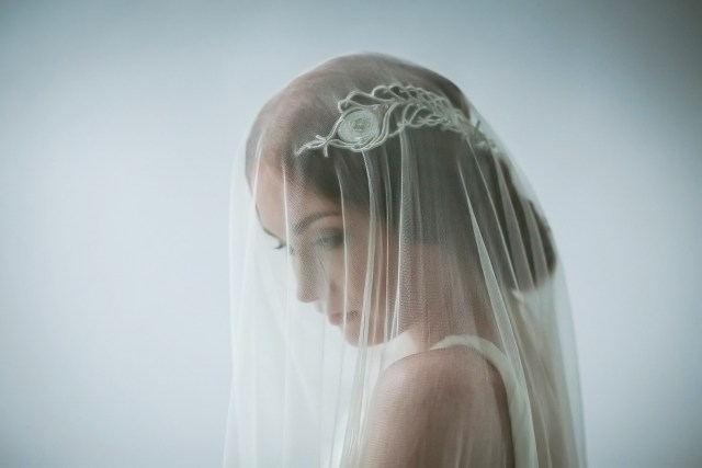 emmy london - elegant and ethereal wedding hair accessories