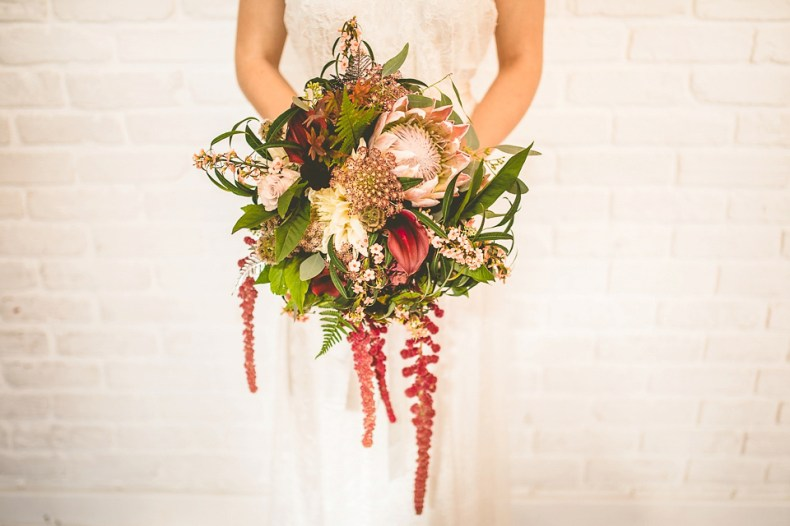 wpid winter colours inspired bridal shoot - Floral Wedding Inspiration in Sumptuous Shades of Winter