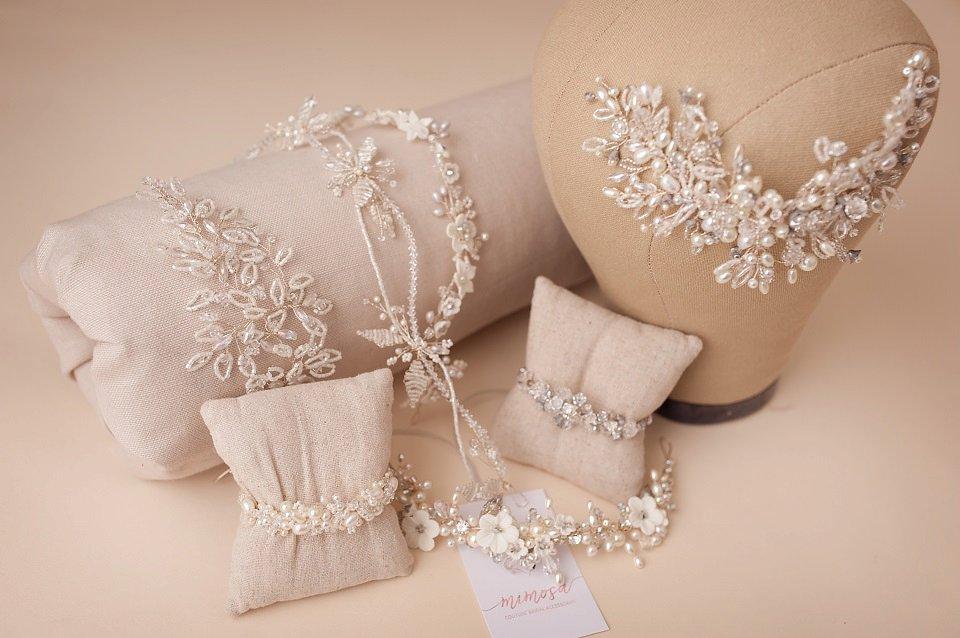 wedding hair accessories mimosa-9