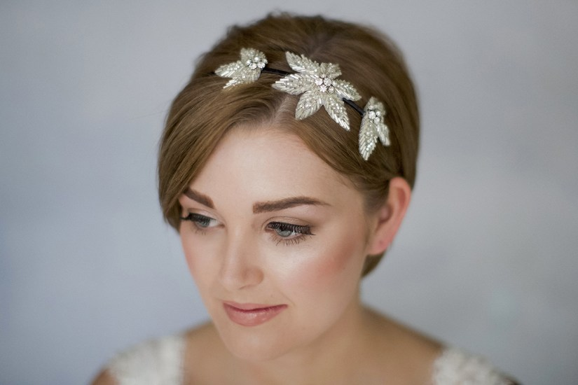 comb style hair bands how to style wedding hair accessories with hair 6782