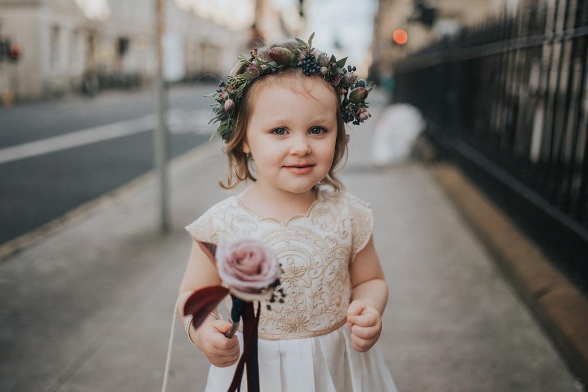 Vintage Wedding Dresses Jenny Packham: Harlow By Jenny Packham Gown For A Scottish Winter Wedding
