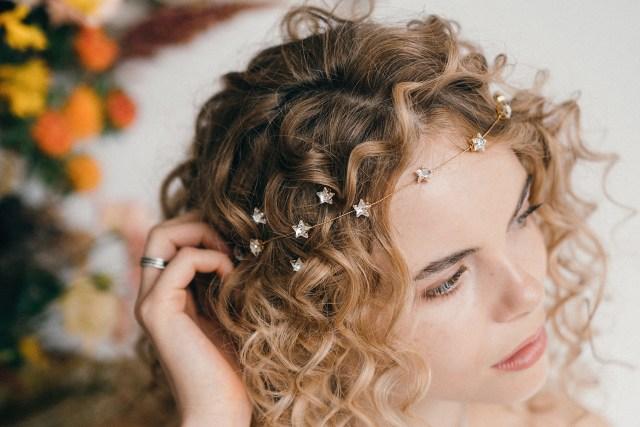 debbie carlisle: wedding hair accessories + bridal