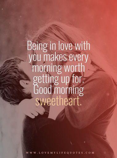 Lovely Good Morning Messages for Girlfriend