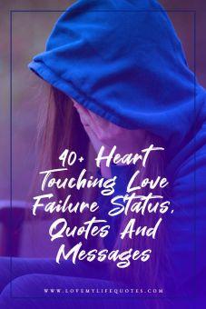 Heart Touching Love Failure Status