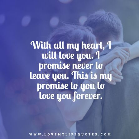 Sweetheart quotes for her