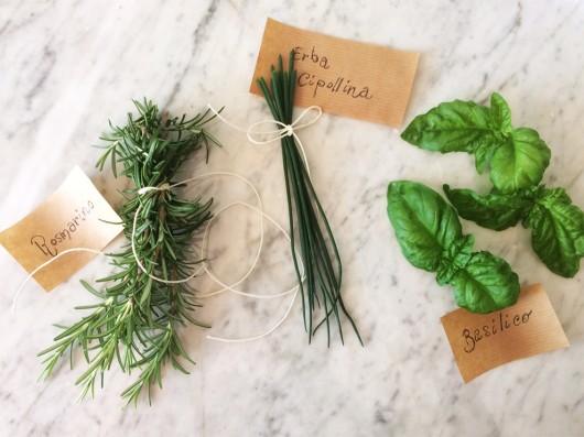 Come Conservare Tutto Laroma Delle Erbe Aromatiche