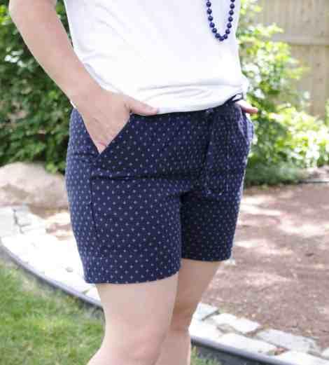 "Allegro 5"" shorts"