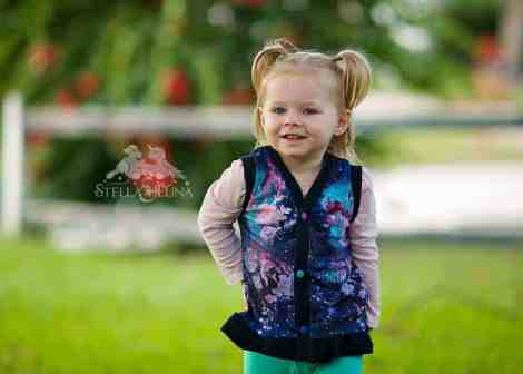 Love Notions Dashing Vest free PDF Pattern