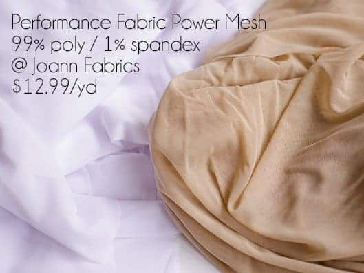 Joann's Power Mesh