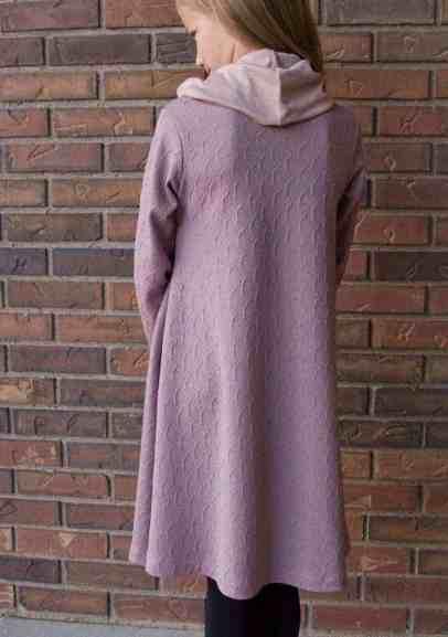 Girls Li'l LDT PDF sewing pattern
