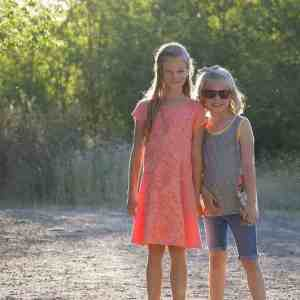 Girls Tidal Top & Dress