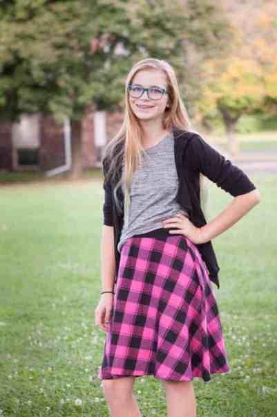 Free skater skirt