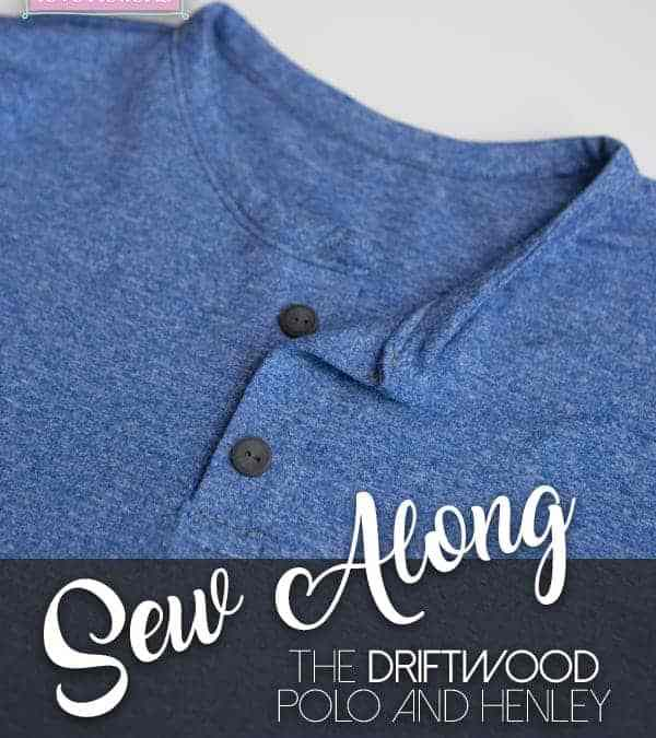 Driftwood Sew Along: Day 5