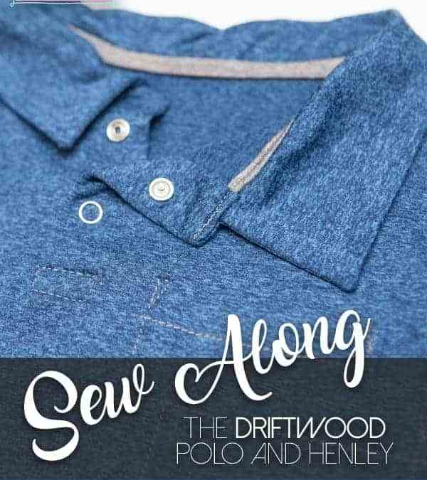 Driftwood Sew Along: Day 3