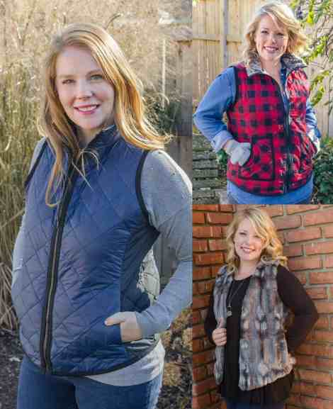 Oakley ladies vest cover