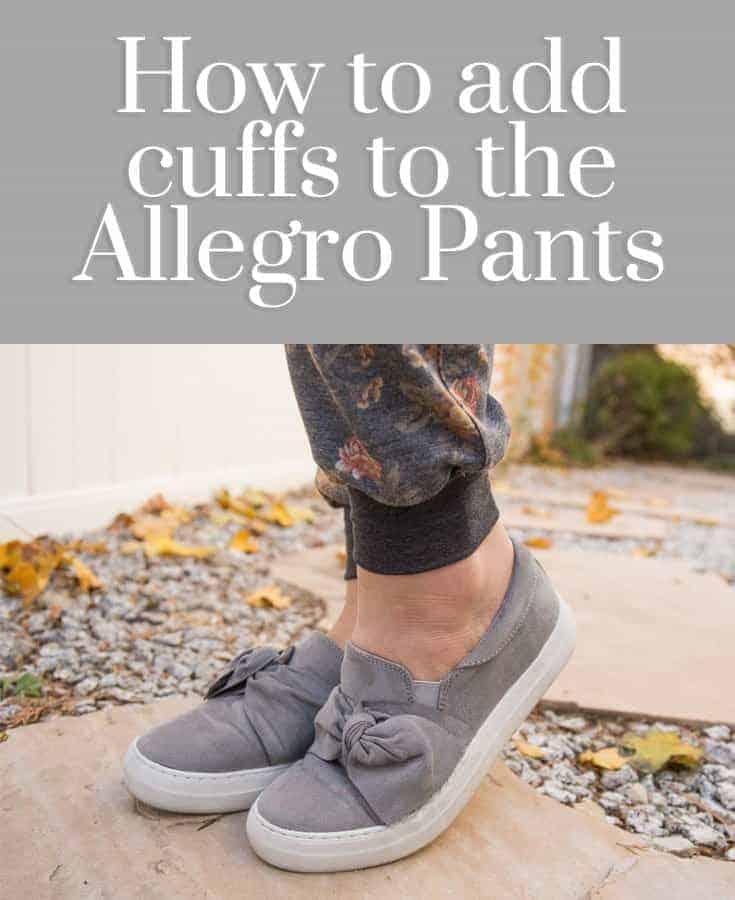 Cuffed Allegros Joggers