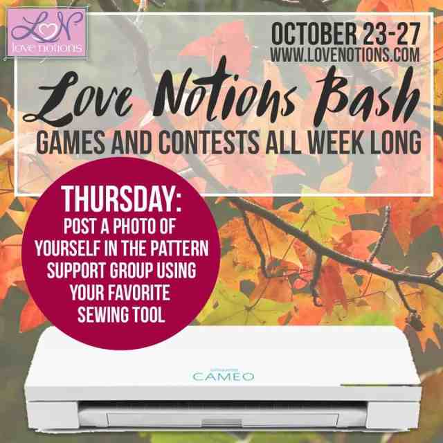 Love Notions giveaway