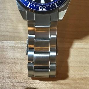 3-link metal bracelet