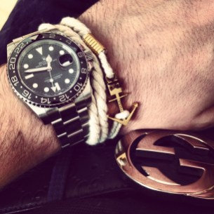 Yes or no on the extracurricular wrist action?