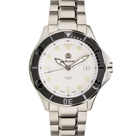 White dial Swiss Watch Company Diver