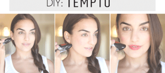 TEMPTU Airbrush Tutorial & GIVEAWAY!