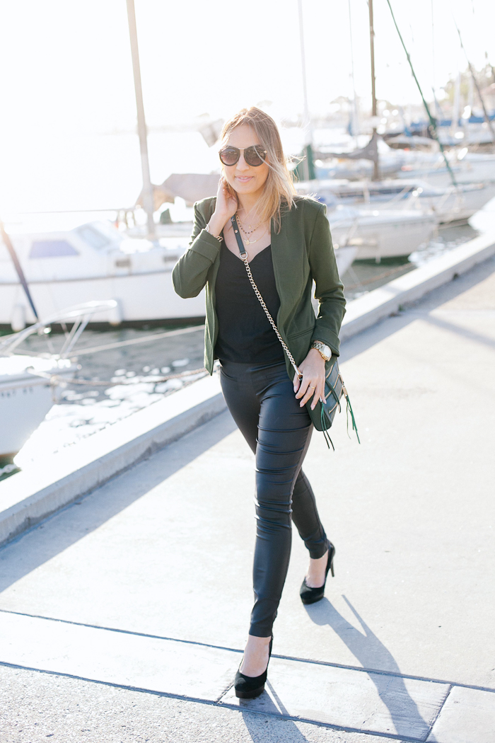 San Diego Marina Date Night Outfit