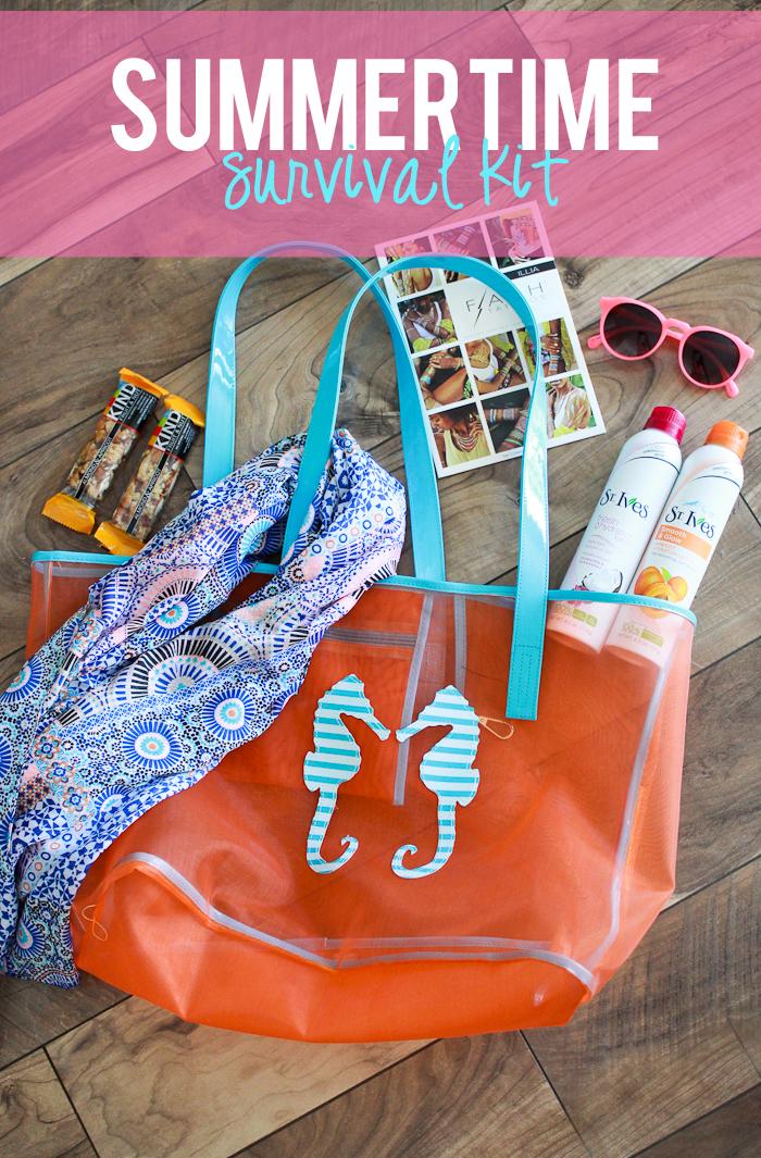 summertime-survival-kit