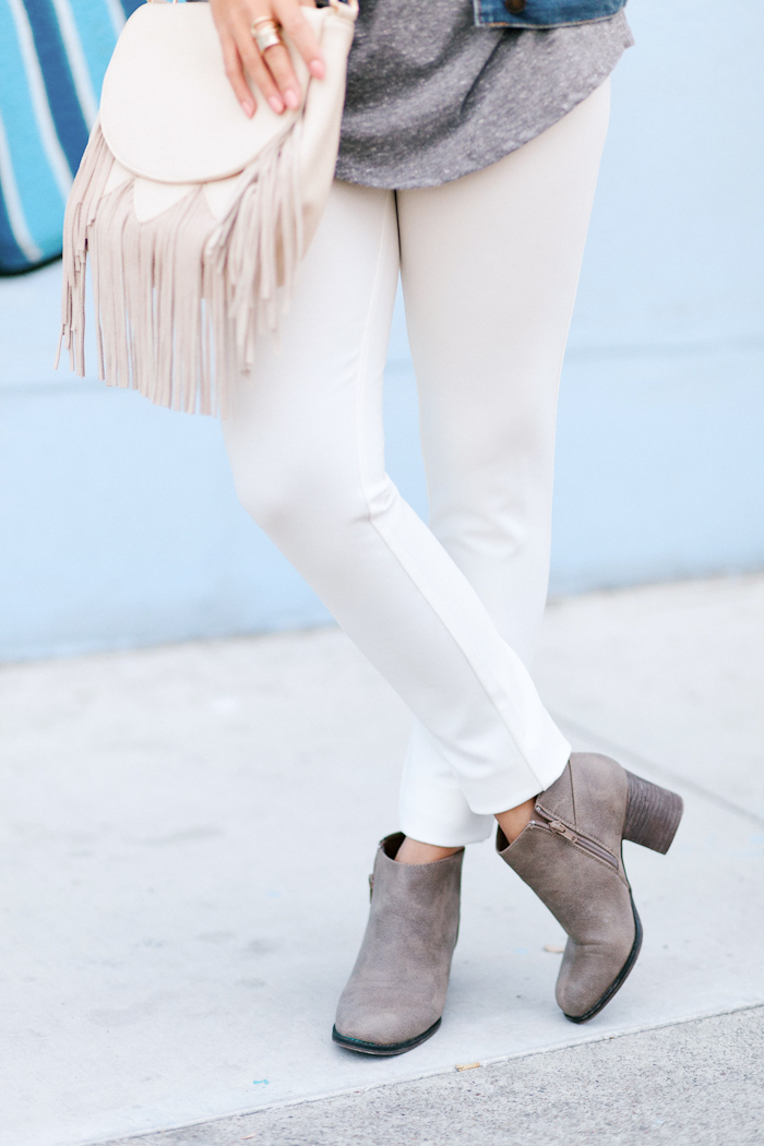 i love tyler madison pants forever 21 boots
