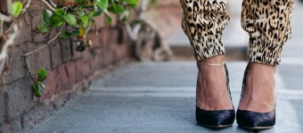 Leopard Jogger