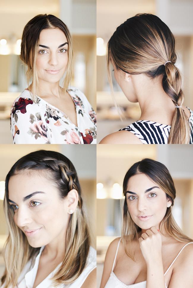 Hairstyles Olia Pantene
