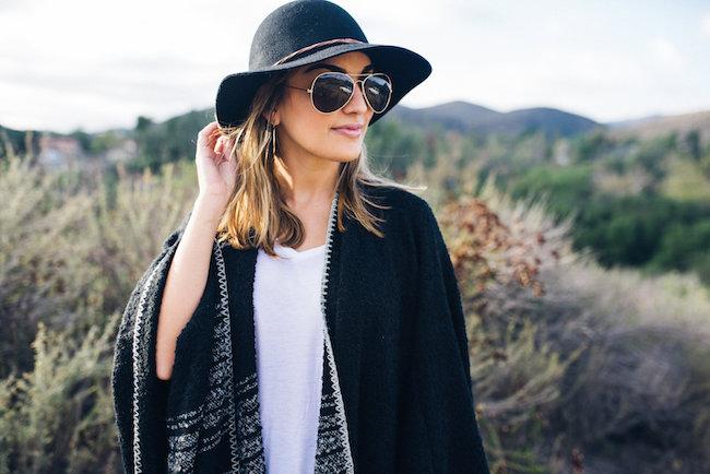 kohls madden girl floppy black hat