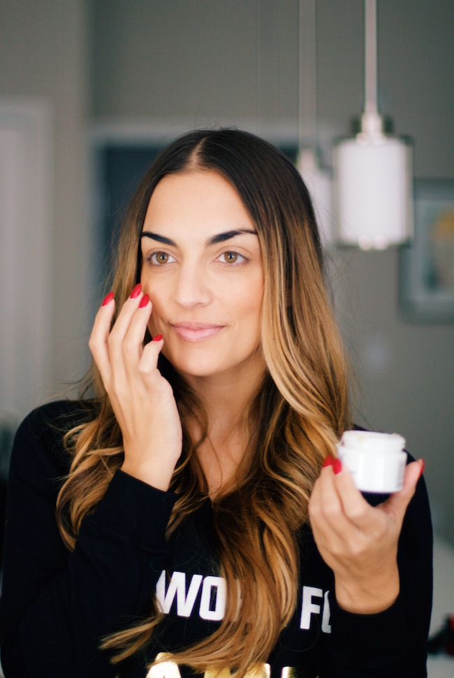 aqua skin care moisturizer
