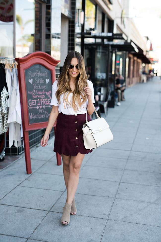 Guess Skirt Top