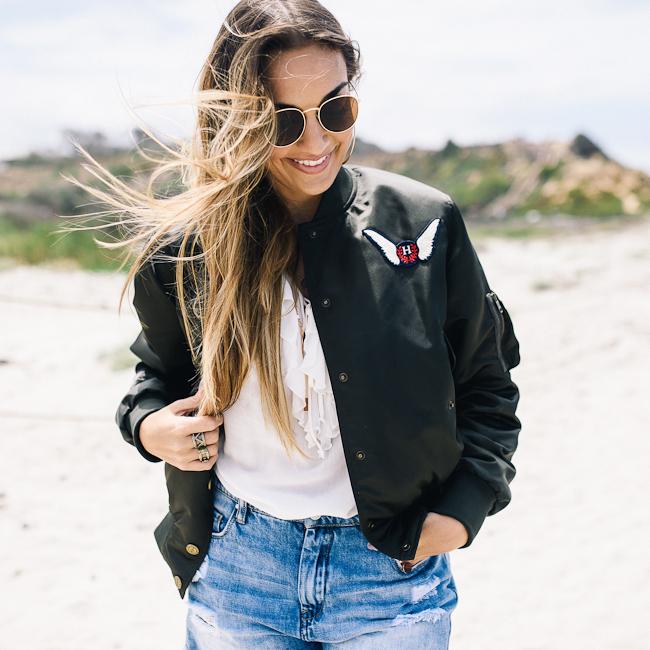 Gigi Hadid Bomber Jacket-11