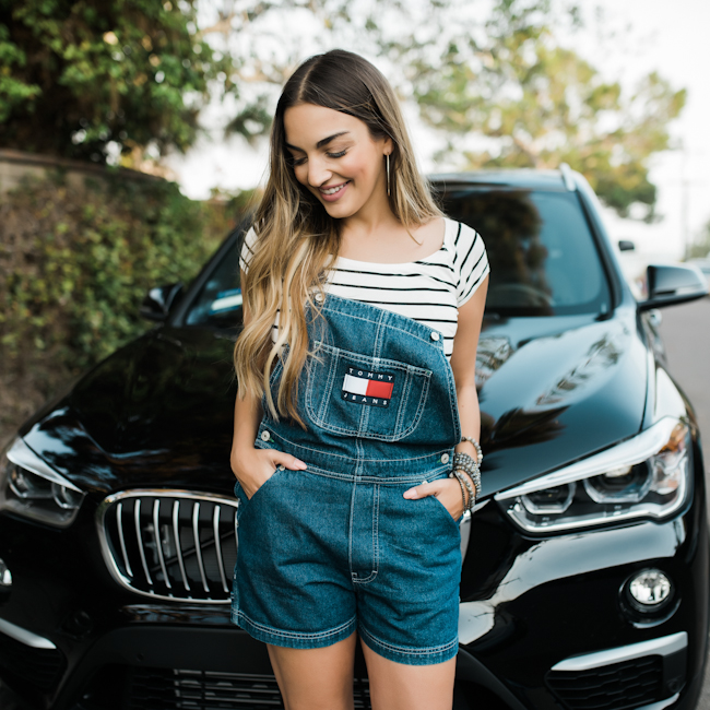 Tommy Hilfiger Dungaree Overalls-2